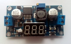 DC-DC LM2596 Step Down Power Module 4V-40V to 1.25V~37V A